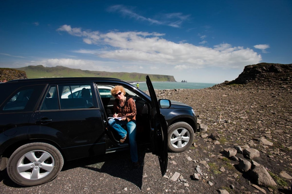 ijsland,dyrholaey(uitkijkpunt)